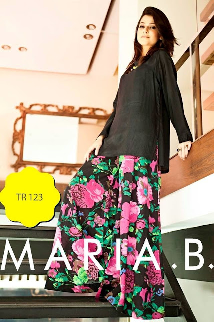 Maria B Eid Gorgeous Dresses Collection 2014 (4)
