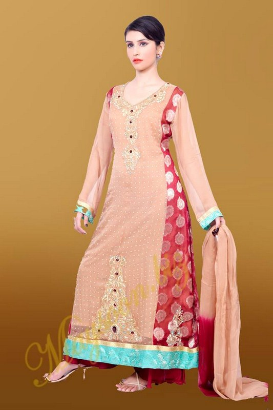Maysoon Party Dresses 2014 For Women 5