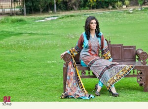 Monsoon Lawn Vol II summer dress collection 2014 20