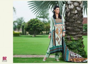 Monsoon Lawn Vol II summer dress collection 2014 25
