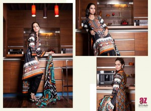 Monsoon Lawn Vol II summer dress collection 2014 26