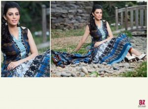 Monsoon Lawn Vol II summer dress collection 2014 28