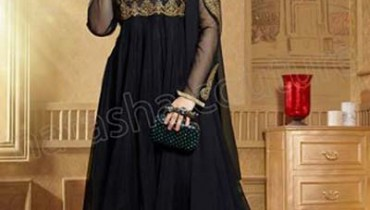 Natasha Couture party wear dress 2014