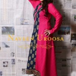 Naveen Uroosa Summer Fashion Outfits 2014 For Ladies (2)