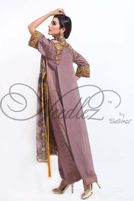 Needlez by Shalimar Informal Garments 2014 For Females (2)