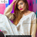 New Summer Collection by Najia Malik 2014 1