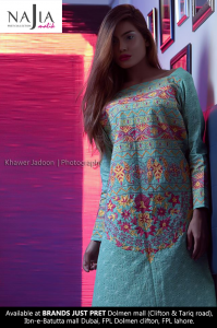 New Summer Collection by Najia Malik 2014 10