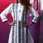 New Summer Collection by Najia Malik 2014 3