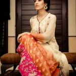 Nida Ali Luxury Pret 2014 for Women 2