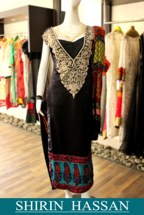 Night Time Party Outfits 2014 by Shirin Hassan (8)