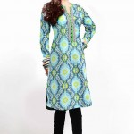 Nimsay Summer Dresses Collection 2014 6