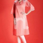 Nishat linen summer dress collection 2014 10