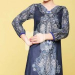 Nishat linen summer dress collection 2014
