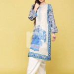 Nishat linen summer dress collection 2014 5