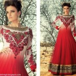 Partywear dresses collection 2014