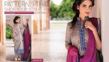 Phulkari by Taana Baana new collection 2014