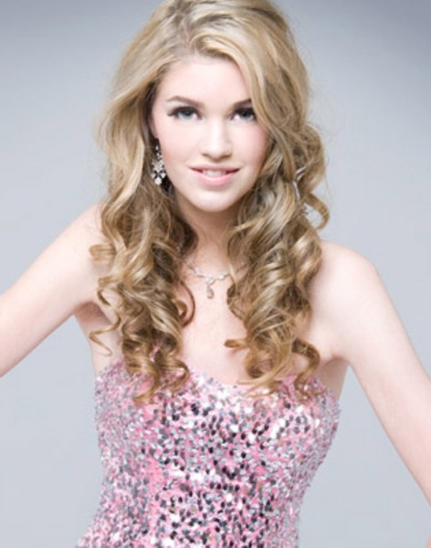 Prom HairStyles for Long Frizzy Hair 2014 (3)
