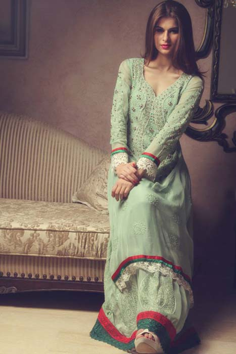 Rani Siddiqi Exclusive Eid Day Outfits 2014 For Females (3)
