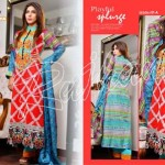Raniya Summer Collection 2014-Vol.1 By Rujhan Fabrics 2