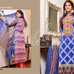 Raniya Summer Collection 2014-Vol.1 By Rujhan Fabrics 4