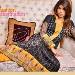 Raniya Summer Collection 2014-Vol.1 By Rujhan Fabrics 5