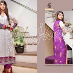 Raniya Summer Collection 2014-Vol.1 By Rujhan Fabrics 9