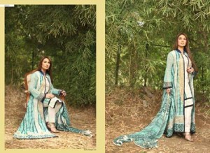 Reeva Designer Embroidered Collection 2014 15