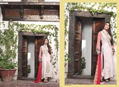 Reeva Designer Embroidered Collection 2014 19