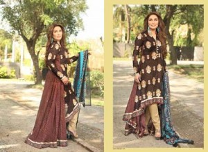 Reeva Designer Embroidered Collection 2014 3