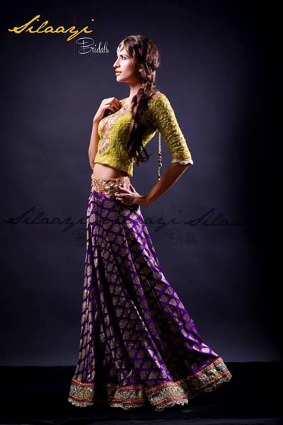 Silaayi-BRIDALS DRESSES COLLECTION 2014 8