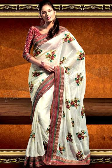Stunnig Saree Collection By Natasha Couture (7)