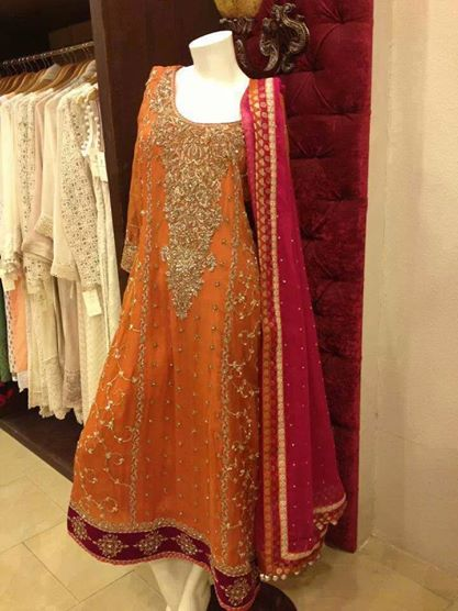 Style Official Frocks Selection By Ramsha (2)