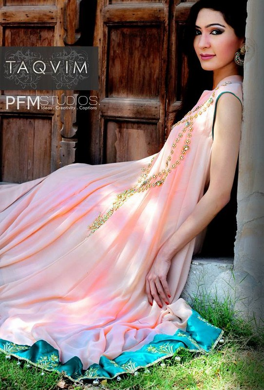 Taqvim Formal Dresses 2014 For Women