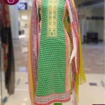 VS Textile Mills Design summer dress collection 2014