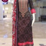 VS Textile Mills Design summer dress collection 2014 2