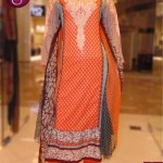 VS Textile Mills Design summer dress collection 2014 3