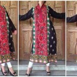 Vibgyor By Syra Summer Eid Dresses Fashion 2014 2