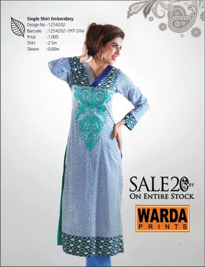 Warda Spring Summer Collection Vol.2. 13