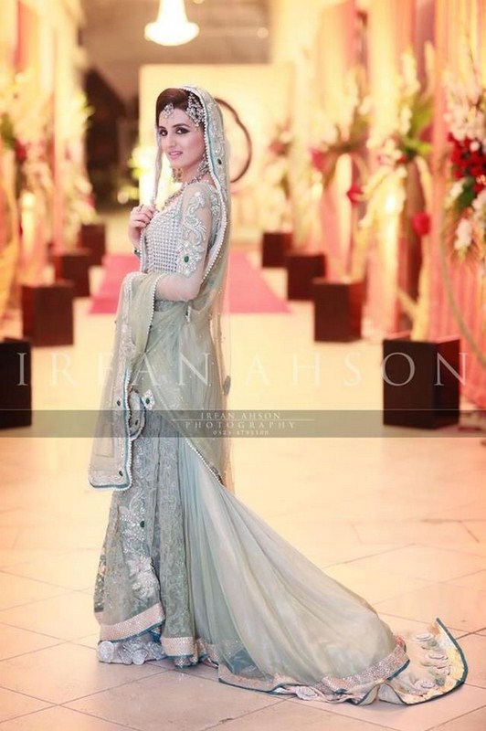 Wedding Ceremony Dresses Collection 2014 For Invited Personalities (1)