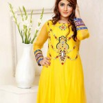 Zunaira's Lounge women dress designs 2014