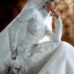 bridal hijab Collection 2014 5c