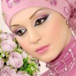 bridal hijab Collection 2014 7