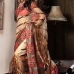 designer fashionable trendy saree
