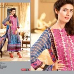 karam Collection 2014 VOL-2 by jubilee cloth mil 14