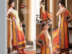 karam Collection 2014 VOL-2 by jubilee cloth mil 15