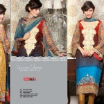 karam Collection 2014 VOL-2 by jubilee cloth mil 18