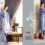 karam Collection 2014 VOL-2 by jubilee cloth mil 3