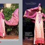 karam Collection 2014 VOL-2 by jubilee cloth mil 4