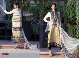 karam Collection 2014 VOL-2 by jubilee cloth mil 11