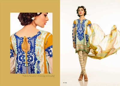 Ali Xeeshan Eid Collection 2014. 1